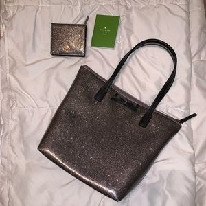 Kate Spade Jeralyn Mavis Street Lakesedge & wallet